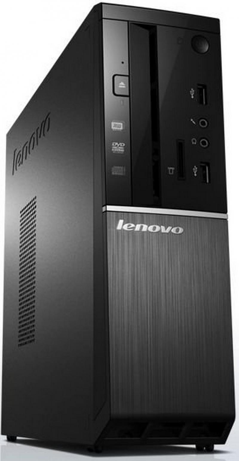 Системный блок Lenovo 510S-08ISH SFF i5-6400 2.7GHz 4Gb 500Gb DVD-RW DOS клавиатура мышь черный 90FN