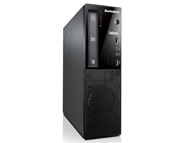 Системный блок Lenovo ThinkCentre Edge 73 G3260 3.3GHz 4Gb 500Gb Intel HD DVD-RW Win10 черный 10DUS0