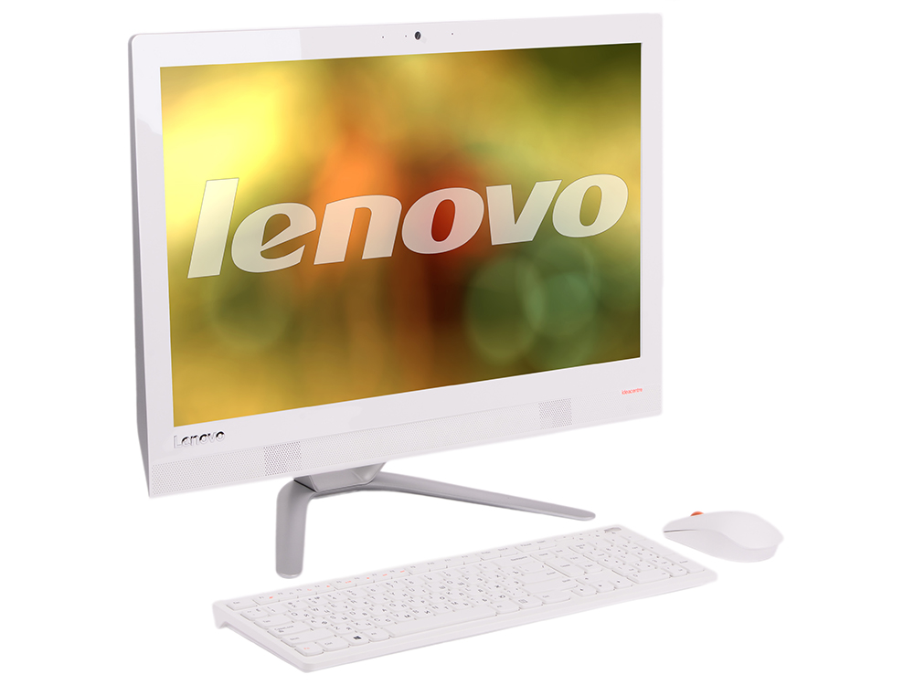 Моноблок Lenovo IdeaCentre 300-23ISU (F0BY00GHRK) i3-6100U (2.3 ГГц)/4Gb/1Tb/DVD-SMulti/23
