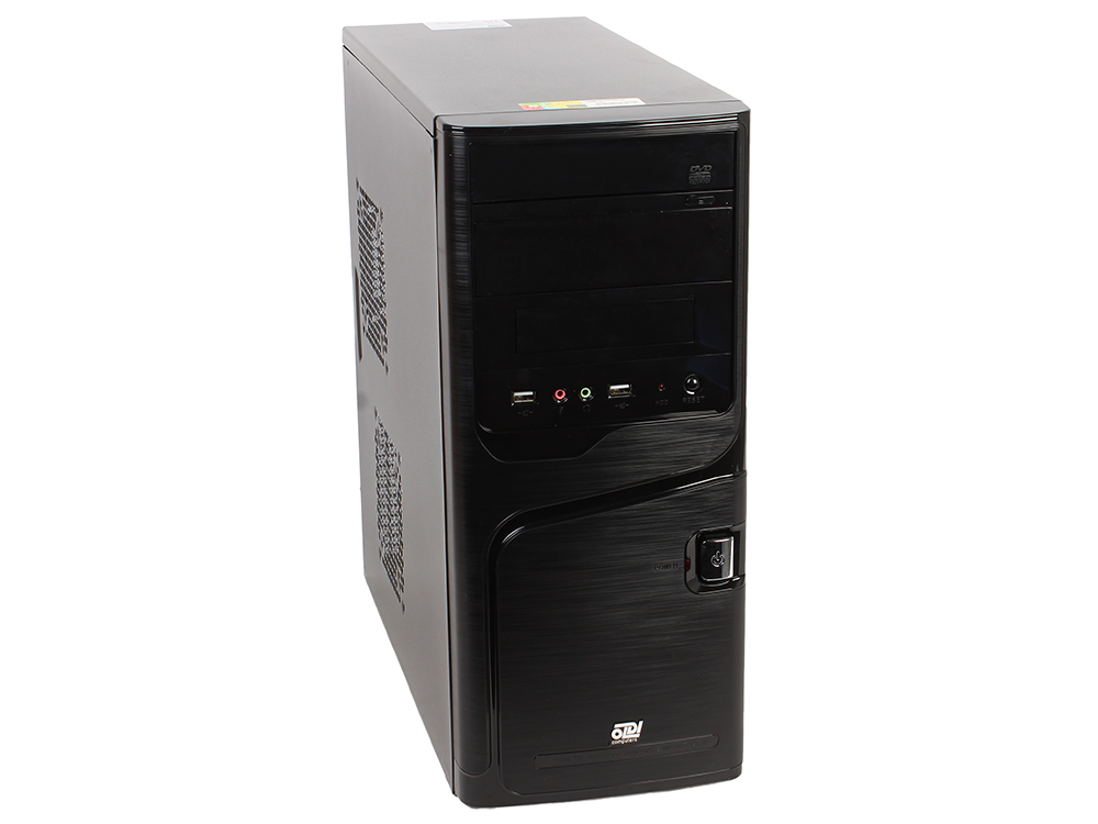 Компьютер Office 156 )AMD A4 7300/4GB/500Gb/D-SUB/DVI-D/Win10 SL