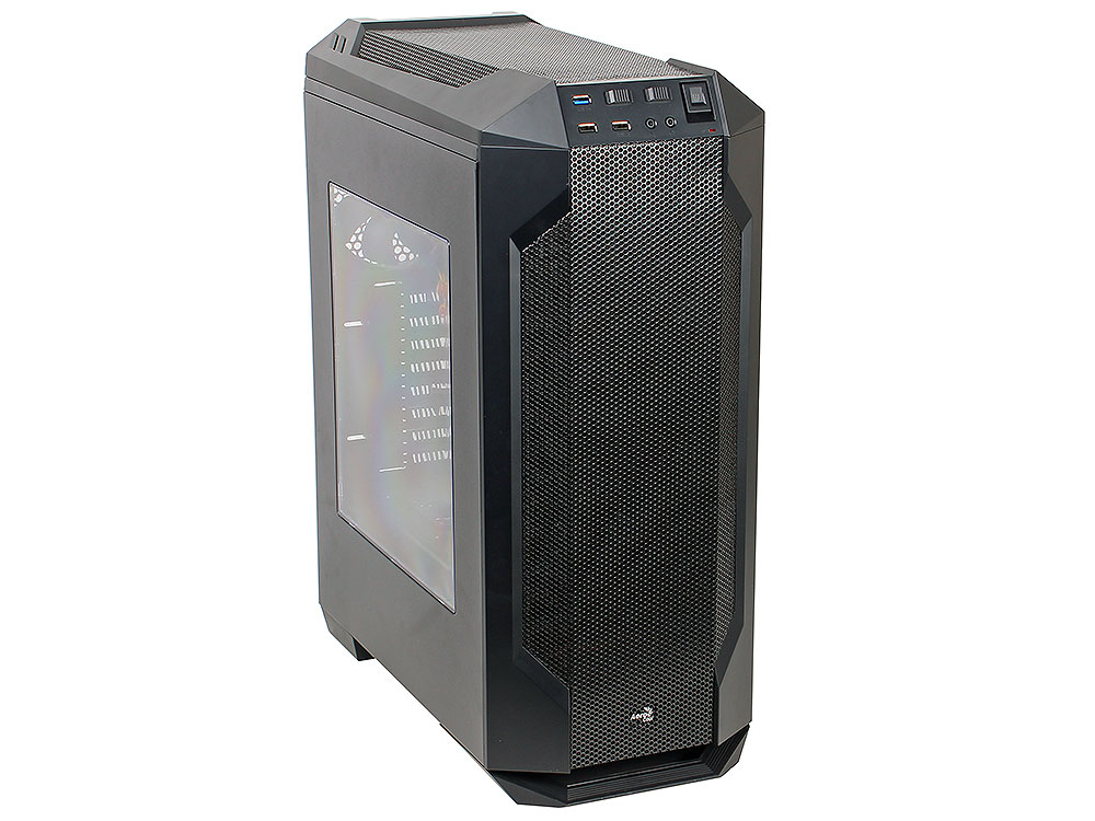 Компьютер Game PC 746 )AMD Ryzen 7 1700/16Gb/128Gb SSD/1Tb/8Gb RX470/Win10H SL 64-bit
