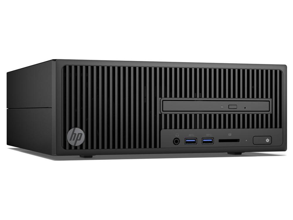 Компьютер HP 280 G2 SFF (Y5Q32EA) i5-6500 (3.2)/4GB/128GB SSD/Int: Intel HD 530/DVD-RW/Kb+M/DOS (Black) компьютер hp 290 g1 mt 1qn73ea i3 7100 3 9 4gb 500gb int intel hd 630 dvd rw kb m dos black монитор v214a