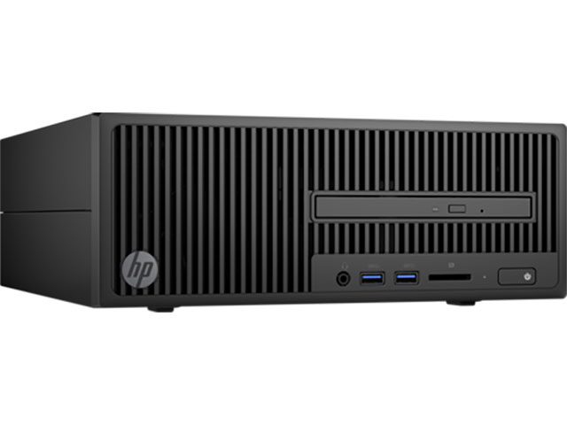 Компьютер HP 280 G2 SFF (Y5P86EA) i3-6100 (3.7)/4GB/500GB/Intel HD 530/DVD-RW/Win10Pro цена 2017