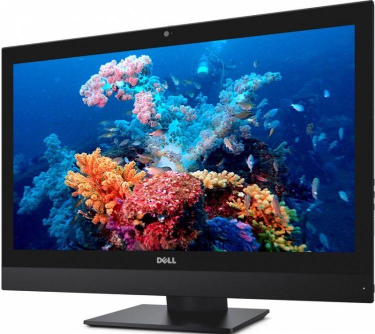 Моноблок Dell Optiplex 5250 (5250-8381) i5-7500 (3.4) / 8Gb / 256Gb SSD / 21.5 FHD IPS / HD Graphics 630 / Linux / Black ssd dell 400 aqol