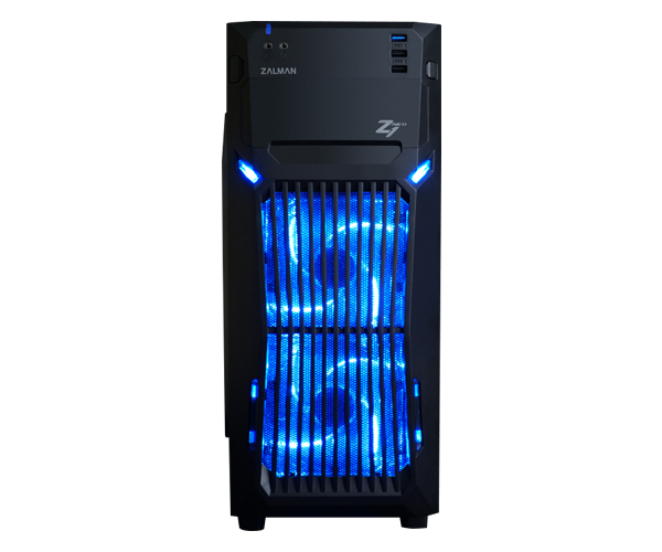 Компьютер Game PC 716 SEAMD Ryzen 5 1500X/8Gb/1000Gb/4Gb RX560/600W