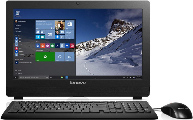 Моноблок Lenovo S200z 19.5 (10K4002BRU) Celeron J3060 (1.6) / 4Gb / 500Gb / 19.5 HD+ TN / HD Graphics 400 / Win 10 / Black j k institute lasser j k lasser s your income tax 2002