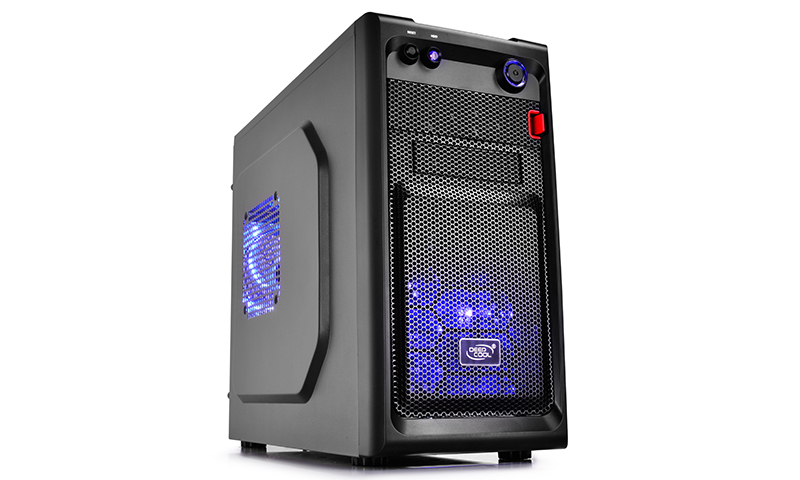 Компьютер Game PC 716 )AMD Ryzen 5 1400(3.2GHz)/8Gb/1Tb/2Gb RX550/Win10H SL 64-bit