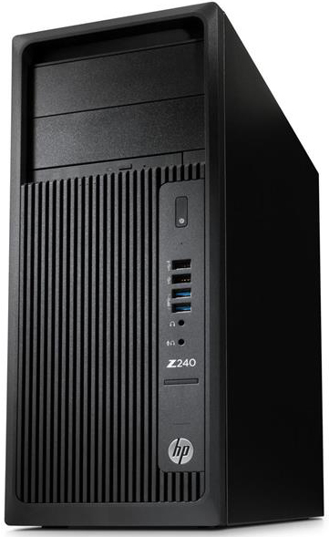 Системный блок HP Z240 i7-7700 3.6GHz 8Gb 1Tb HD630 DVD-RW Win10Pro клавиатура мышь черный Y3Y78EA системный блок lenovo v520s i7 7700 3 6ghz 8gb 1tb intel hd dvd rw win10pro черный 10nm003lru