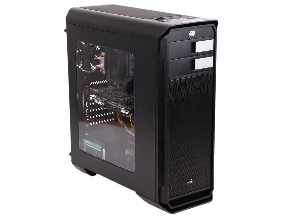 Компьютер Game PC 740 )Intel® Core™ i7-7700K(4.20GHz)/16Gb/1Tb/8Gb RX480/Win10H SL 64-bit