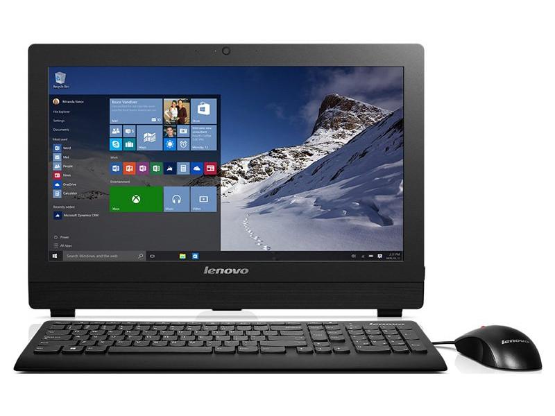 Моноблок Lenovo S200z (10HA001NRU) Pentium-J3710 (1.6)/4GB/500Gb/19.5 (1600x900)/Intel HD 405/DVD нет /WiFi/BT/KB+Mouse/DOS Black 4 200 4 200 500