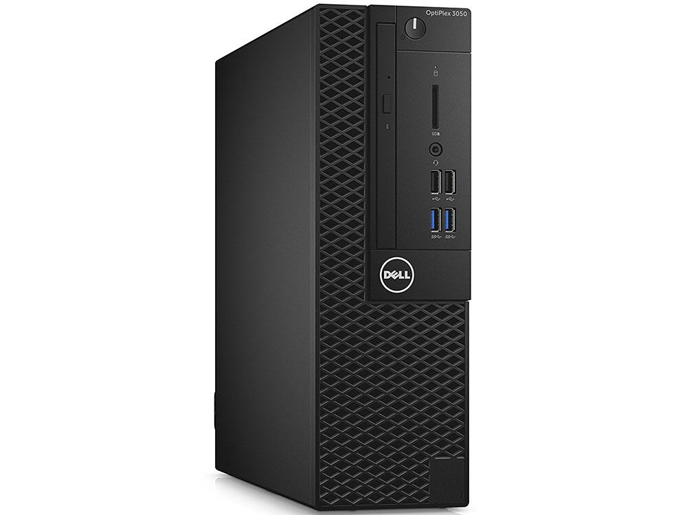 Системный блок DELL Optiplex 3050 SFF (3050-0436) Системный блок Black / i5 7500 3.4GHz / 8GB / 256GB SSD / встроенная HDG 630 / DVD-RW / Linux блок питания dell pp19l бу