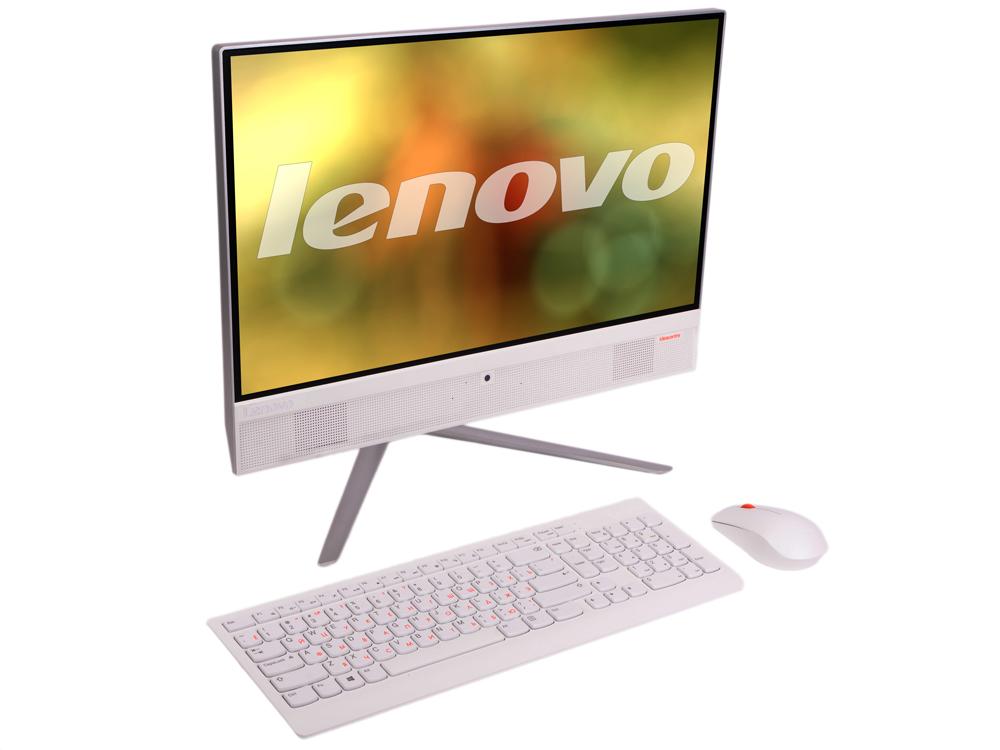 Моноблок Lenovo AIO 510-22ISH (F0CB00T4RK) Pentium G4560T 2.90GHz/6GB/1TB/21.5'' FHD(1920x1080)/Intel HD/DVD-RW/CR/Win10H/White