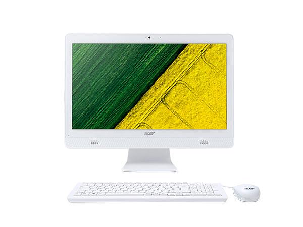 Моноблок Acer Aspire C20-720 (DQ.B6ZER.009) Pentium J3710/4GB/500GB/DVD-RW/19.5