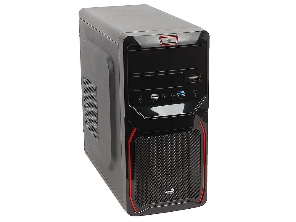 Компьютер Game PC 716 SE)AMD Ryzen 3 1200(3.1GHz)/8Gb/1Tb/2Gb GTX1050/CR/Win10H SL 64-bit