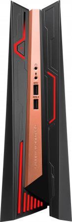 Компьютер Asus ROG GR8 II T113M (90MS00X1-M01130) i5-7400/8GB/1TB+128GB/GTX1060 3GB/CR/Eth/WiFi/BT/noOS Black