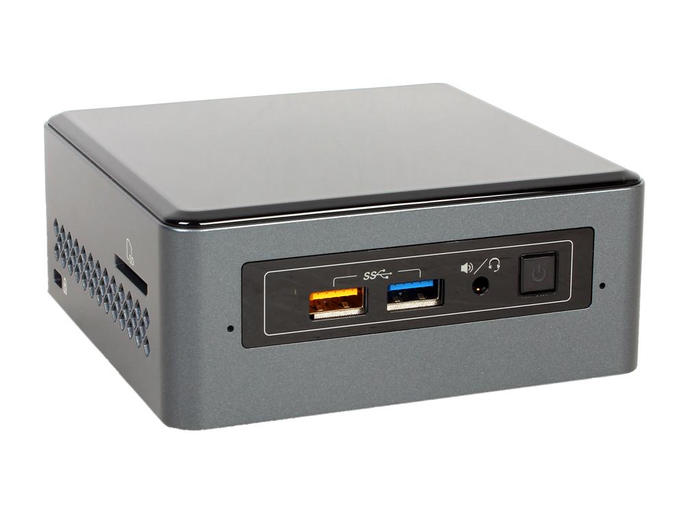 Платформа Intel NUC Original BOXNUC7i3BNHX1 2xDDR4 цена и фото