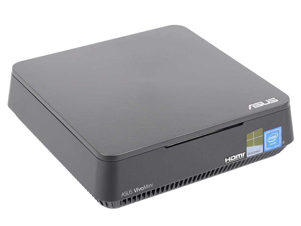 Неттоп Asus VivoPC VM45-G016Z неттоп asus vivopc vm62 g294z slim 90ms00d1 m02950