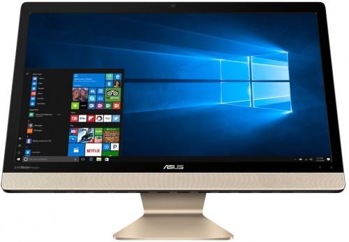 Моноблок ASUS Vivo AiO V221ICUK-BA051D (90PT01U1-M03210) i3-7100U (2.4) / 4Gb / 1Tb / 21.5 FHD TN / HD Graphics 620 / DOS / Black asus vivo aio v230icgt bf036x