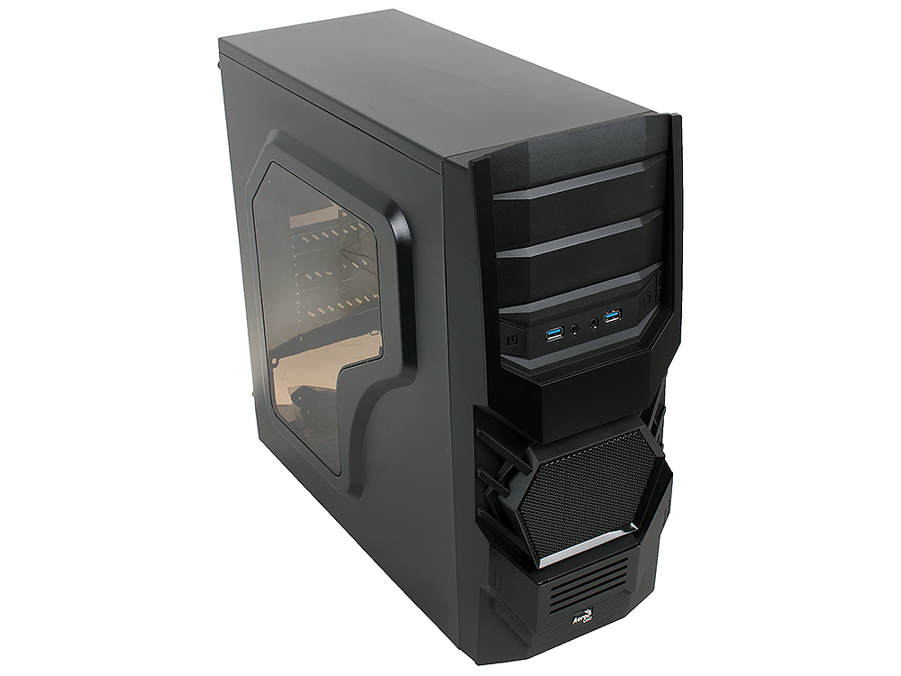 Компьютер Game PC 730 >i7-7700/2*8Gb/SSD240Gb/HDD1Tb/8Gb GTX 1070/650W/Win10H SL 64-bit
