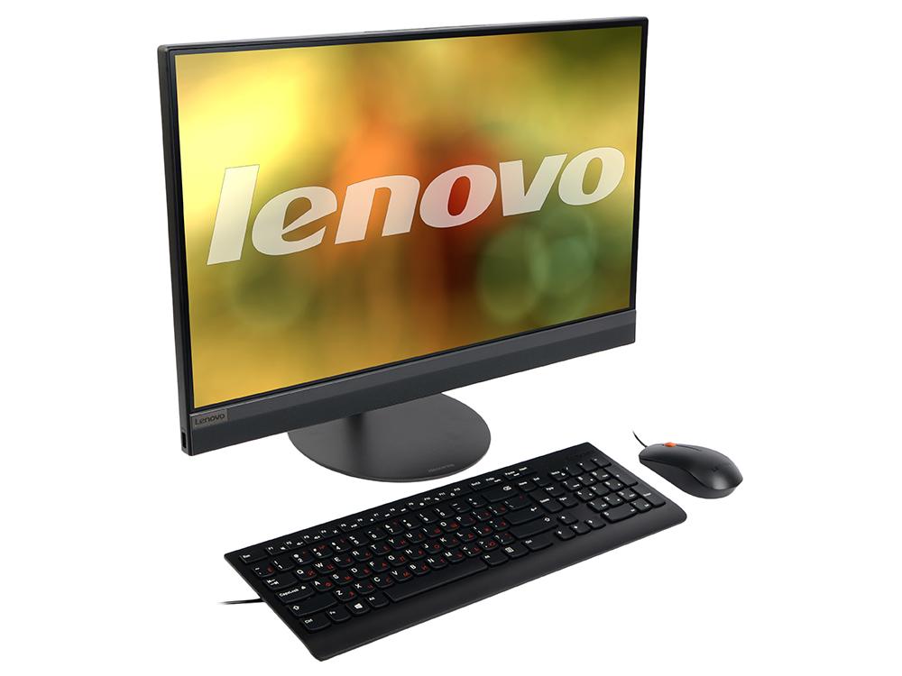 Моноблок Lenovo IdeaCentre AIO 520-24IKU (F0D2000ERK) i3-6006(2.0)/4GB/1TB/23.8(1920x1080)/DVD-SM/Intel HD 520/BT/WiFi/DOS Black lenovo 520 22iku black f0d50004rk