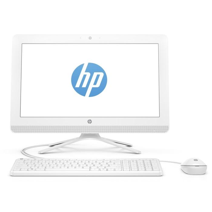 Моноблок HP 20-c006ur (1EF33EA#ACB) i3 6100U(2.3)/8Gb/1Tb/19.5 HD+/DVDrw/Intel HD 520/BT/WiFi/Win 10/Snow White hp fdu32gbhpv285w ef
