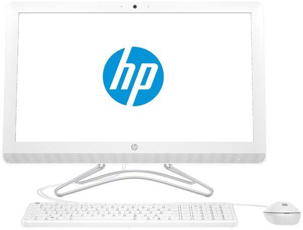 Моноблок HP 24-e058ur (2BW51EA) i5-7200U (2.5) / 8Gb / 512Gb SSD / 23.8 FHD IPS Touch / GeForce 920MX 2Gb / Win 10 / White bw 5 кривой рог