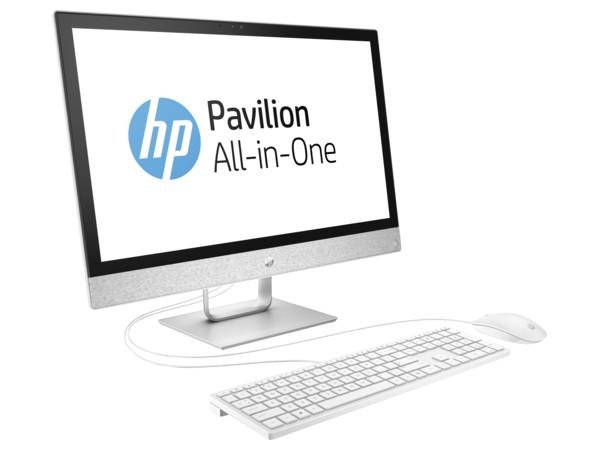 Моноблок HP Pavilion 24A 24-r029ur A9-9430 (3.2)/4G/1T/23.8 FHD/Int: Radeon R5/DVD-SM/BT/Kb+M/Win10 Blizzard White моноблок hp pavilion 24a 24 r029ur 24 fullhd amd a9 9430 4gb 1tb dvd kb m win10
