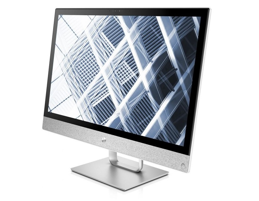 "Моноблок HP Pavilion 24I 24-x001ur (2MJ25EA) i3-7100T (3.4) / 4Gb / 1Tb / 23.8"" FHD IPS Touch / HD Graphics 630 / DOS / Blizzard White"