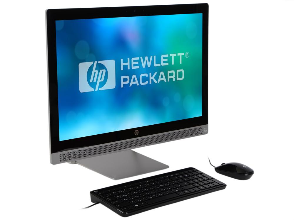 """Моноблок HP ProOne 440 G3 (2RU02ES) i3-7100T (3.4)/4GB/500GB/23.8"""" 1920x1080/Int:Intel HD 630/DVD-SM/BT/Win10 Silver"""