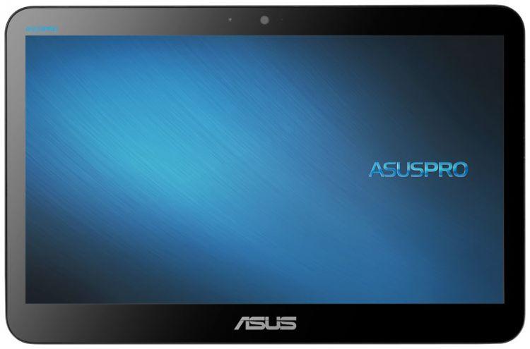 Моноблок Asus A4110-WD073X (90PT01H2-M06870) Celeron J3160 (1.6) / 4Gb / 500Gb / 15.6 HD TN Touch / HD Graphics 400 / Win 10 / White моноблок asus v220ibgk bc021x