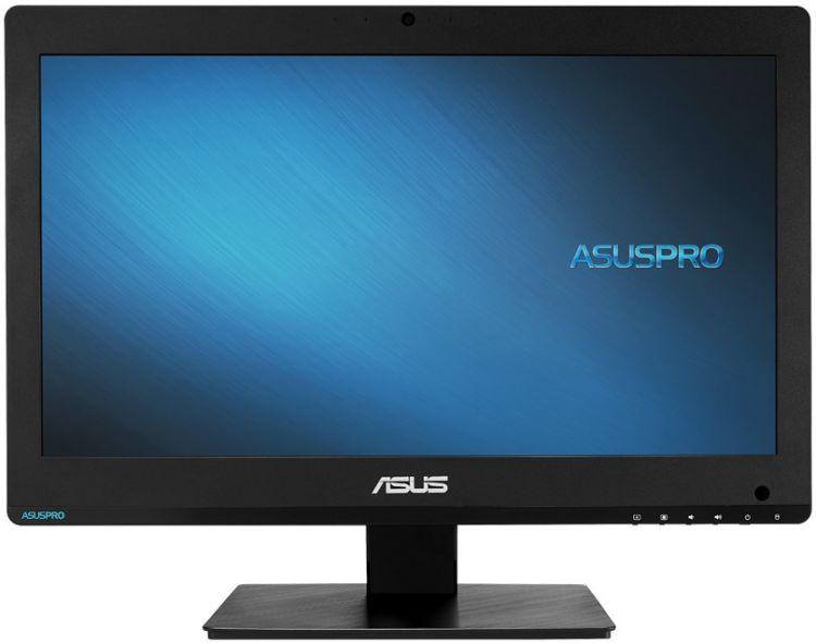 Моноблок Asus A4321UTH-BE014D (90PT01L1-M12290) Celeron G3900 (2.8) / 4Gb / 1Tb / 19.5 HD+ TN Touch / HD Graphics 510 / DOS / Black моноблок asus zn220icgk ra040t 90pt01n1 m03090 90pt01n1 m03090