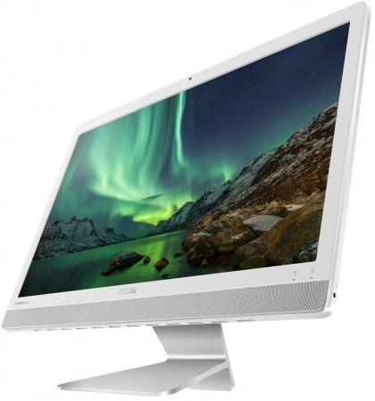 Моноблок Asus V221IDUK-WA041T (90PT01Q2-M03360) Celeron J3355 (2.0) / 4Gb / 500Gb / 21.5 FHD / HD Graphics 500 / Win 10 / White моноблок asus zn220icgk ra040t 90pt01n1 m03090 90pt01n1 m03090