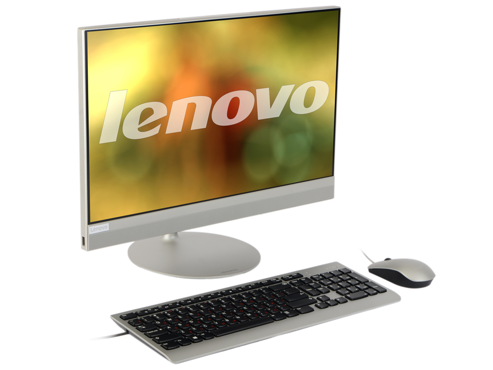 Моноблок Lenovo IdeaCentre AIO 520-22IKU (F0D50011RK) i5-7200U (2.50)/4GB/1TB + 16GB Optane Memory/21.5 1920x1080/RD 530 2GB/DVD-RW/WiFi/Win10 Silver Kb+Mouse моноблок lenovo ideacentre aio 520 22iku ms silver f0d5000srk intel core i5 7200u 2 5 ghz 4096mb 1000gb dvd rw intel hd graphics wi fi bluetooth cam 21 5 1920x1080 dos