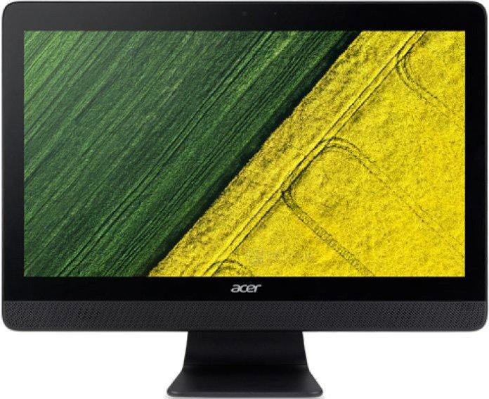 все цены на Моноблок Acer Aspire C20-220 (DQ.B7SER.003) AMD A6-7310B (2.0)/4G/500G/19.5