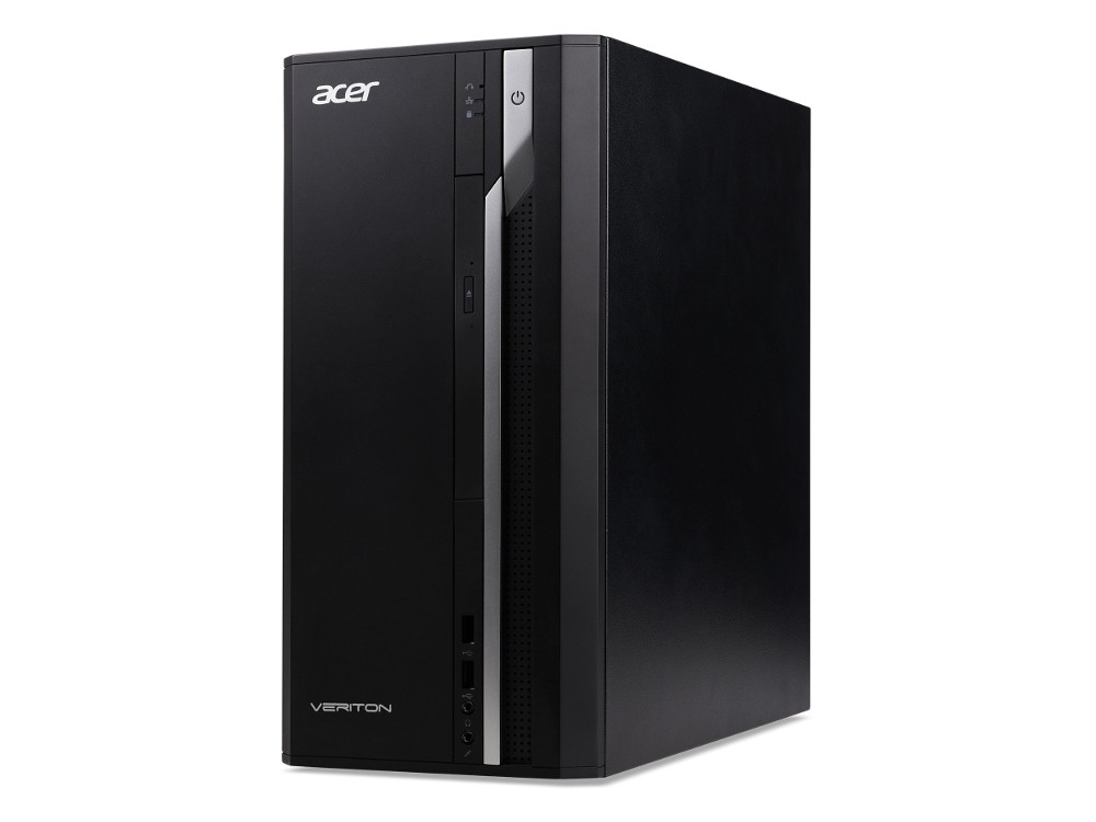 Системный блок Acer Veriton ES2710G MT (DT.VQEER.028) i3-7100 (3.9)/4GB/1TB/Int: Intel HD 630/Win10Pro (Black)