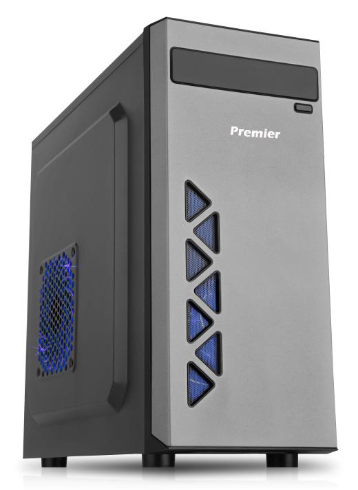 все цены на Компьютер Office 140R (2018) Системный блок Gray / i3-7100 3.9GHz / 4GB / 1TB / встроенная HDG 630 / DOS