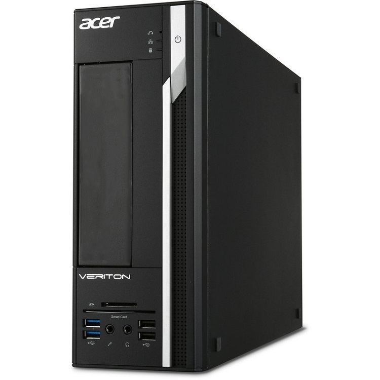 Компьютер Acer Veriton X2640G uSFF Системный блок Black / i5 7500 3.4GHz / 8GB / 1TB / встроенная HD630 / DOS 5 x 75c manual reset thermostat normal closed temperature switch 250v 10a