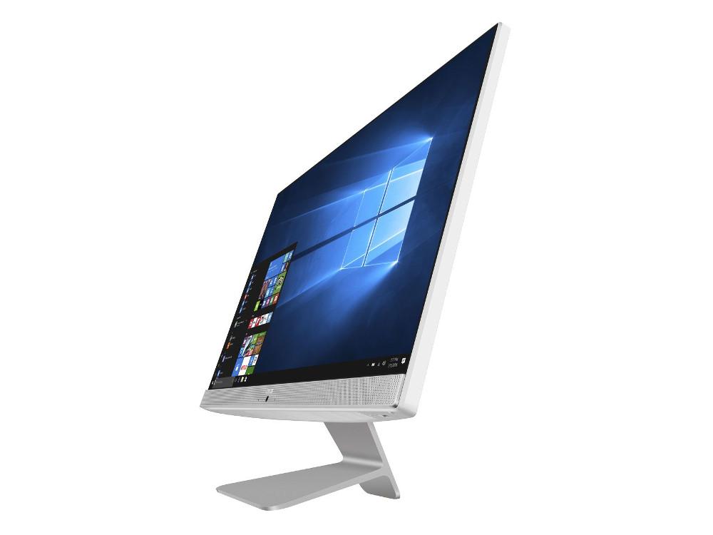 Моноблок ASUS V241ICUK-WA016D Core i3-7100U (2.5) / 4GB / 1000GB / 23.8 FHD / Int: Intel HD 620 / WiFi / BT / Cam / KB+M / DOS (White) моноблок asus zn220icgk ra018t