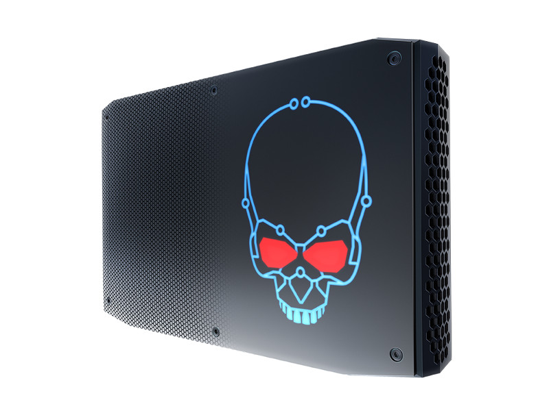 Платформа Intel NUC (BOXNUC8I7HVK2) i7-8809G (3.1) / 2 x SO-DIMM DDR4 / 2 x M.2 SSD / AMD Radeon RX Vega M GH / noODD / WiFi / BT / noOS (Black) rii rt503 2 4ghz wireless bt 3 0 backlit touchpad keyboard black