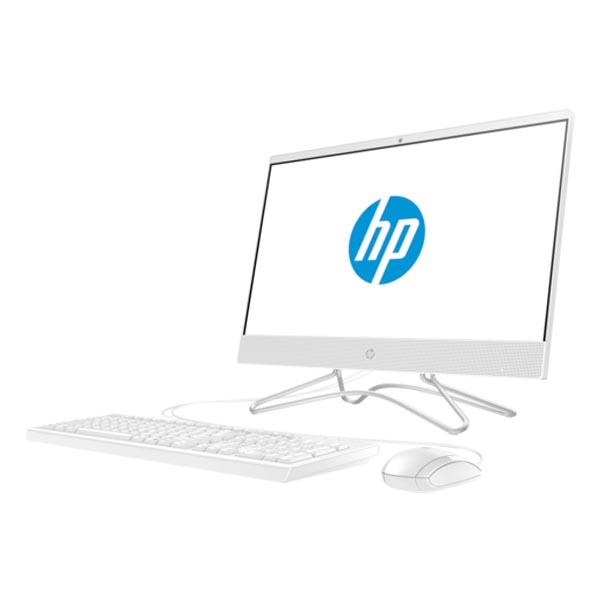 Моноблок HP 22 22-c0020ur  i3-8130U (2.2-3.4GHz)/4Gb/1TB/no DVD/21.5 (1920x1080)/WiFi/KB+mouse/Win10/Snow White