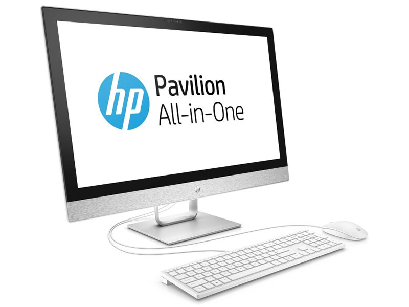 Моноблок HP Pavilion 27I 27-r116ur <4HC67EA> i7-8700T/8Gb/1TB/no DVD/27