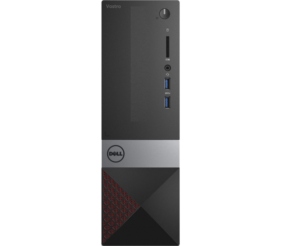 Компьютер Dell Vostro 3268 SFF (3268-3254) Black / i3 7100 3.9GHz / 4GB / 1TB / встроенная HDG 630 / Linux e2e x5mf1 z