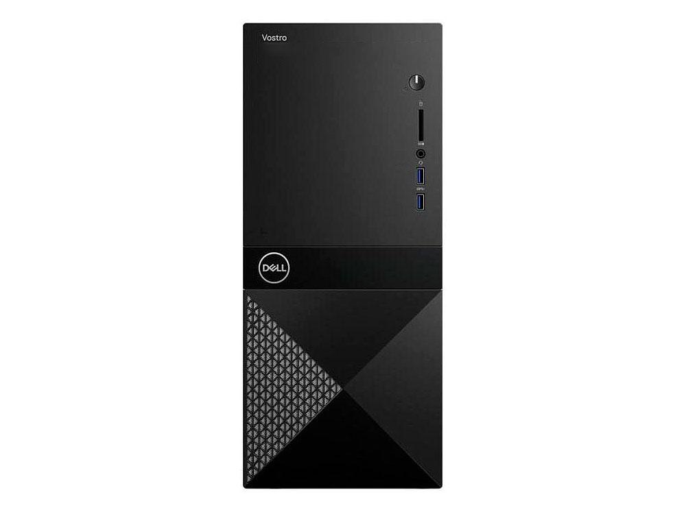 Компьютер Dell Vostro 3670 MT (3670-3124) i3-8100 (3.6)/4G/1T/NV GT710 2G/Linux cheap fanless linux thin client mini pc station x1 dual core 1 2g 512m ram 2g flash linux 3 0 rdp 7 hdmi free shipping