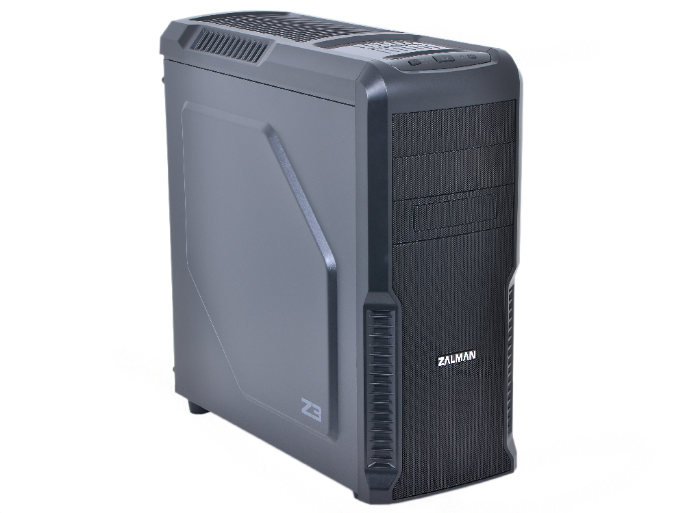 Компьютер PERSONAL (0624192) Системный блок Black / i7-7700K (4.2) / 64GB / 250GB SSD / NV GF GTX 1080Ti 11GB / Win10 Pro (Black) системный блок