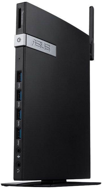 Неттоп Asus E420-B017M (90MS0141-M00170) Cel 3865U / 4Gb / 128Gb / HDG610 / DOS Black внешний аккумулятор asus zenpower abtu005 10050mah gold