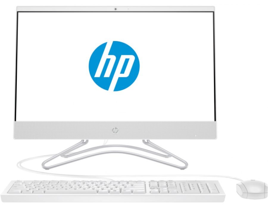 Моноблок HP 22-c0024ur (4GU89EA) i3-8130U (2.2) / 4Gb / 1Tb+16Gb SSD / 21.5 FHD IPS / UHD Graphics 620 / Win 10 Home / White sheli laptop motherboard for hp dv7 7000 682037 001 682037 501 hm77 630m 2g non integrated graphics card