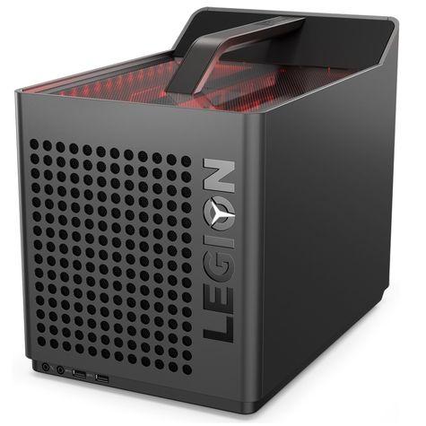 Системный блок Lenovo Legion C530-19ICB MT (90JX003RRS) i7-8700 (3.2)/16G/1T+256G SSD/noDVD/NV GTX1060 6G/Win10 grey системный блок lenovo legion y520t 25ikl i7 7700 3 6ghz 16gb 2tb ssd gtx1060 3gb dvd rw win10 черный 90h700bdrs