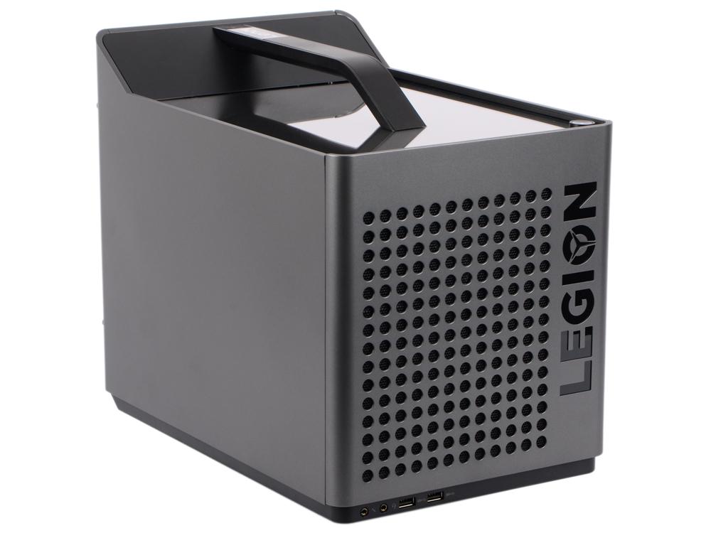 Системный блок Lenovo Legion C530-19ICB MT (90JX003RRS) i7-8700 (3.2)/16G/1T+256G SSD/noDVD/NV GTX1060 6G/Win10 grey цена и фото