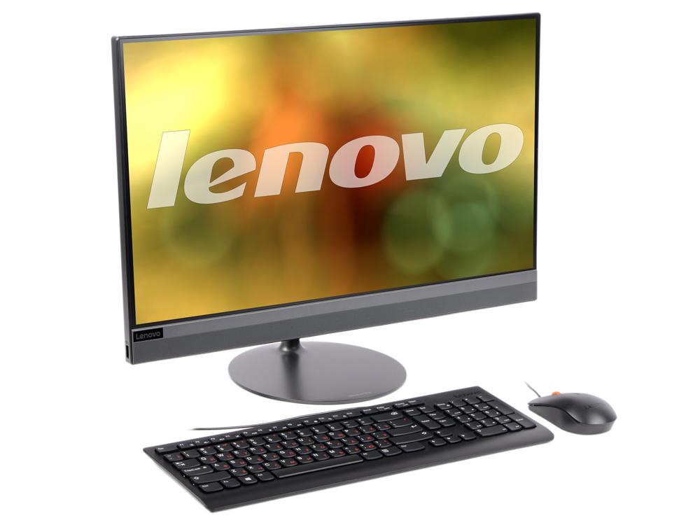 Моноблок Lenovo IdeaCentre 520-24IKU (F0D200B1RK) i5-8250U (1.6)/4G/1T+16G SSD/23.8FHD/AMD Radeon 530 2G/DVDrw/BT/Win10 black lenovo 520 22iku black f0d50004rk