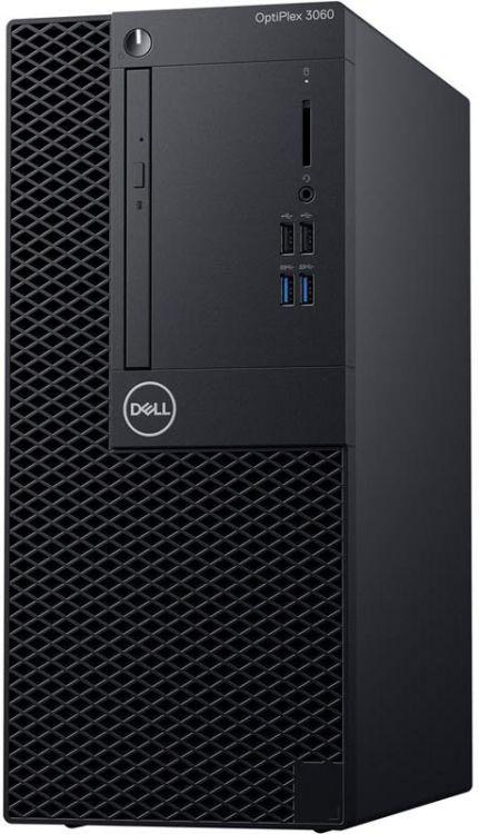 Системный блок Dell OptiPlex 3060 MT (3060-7502) i5-8500/8G/256G/HD 630/Win10Pro